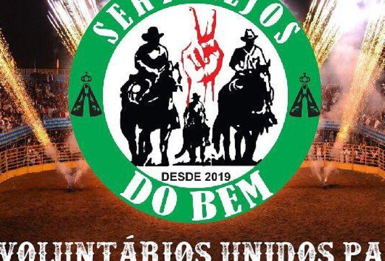 Sertanejos do Bem participarão da Procissão dos Cavaleiros em Santa Eudóxia