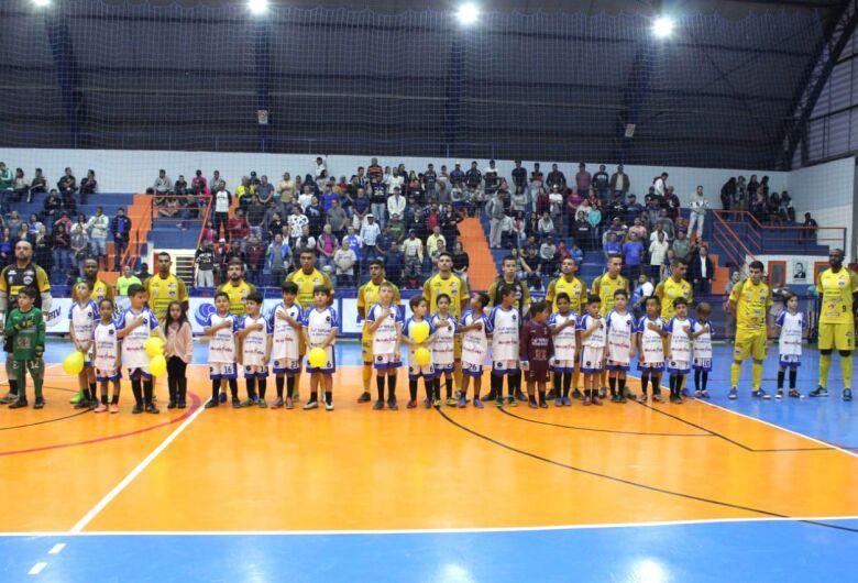 São Carlos Futsal vence nos segundos finais e é finalista da Taça EPTV