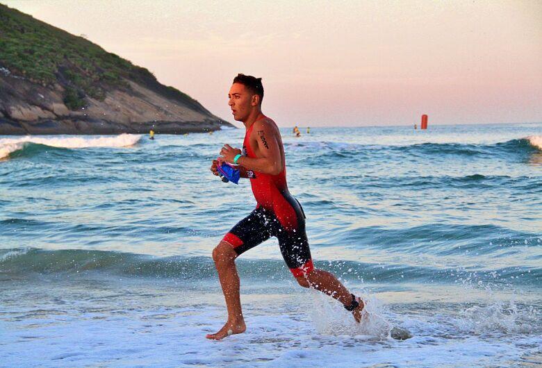 Atleta são-carlense é convocado para Mundial de Triathlon na França