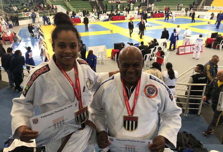 São-carlenses conquistam medalhas de ouro no Paulista de Judô