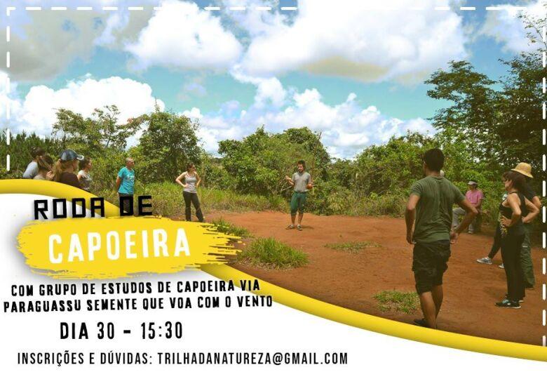UFSCar promove roda de capoeira e caminhada no Cerrado neste domingo