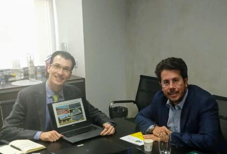 Vereador Daniel Lima visita Associação de Energia Solar e estuda aplicação da tecnologia em São Carlos