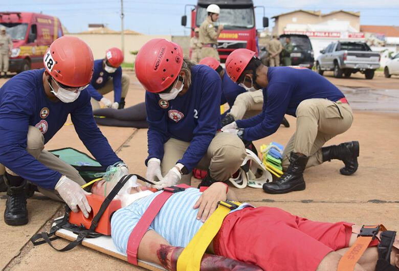 Curso de formação em atendimento pré-hospitalar (APH) com matrículas abertas