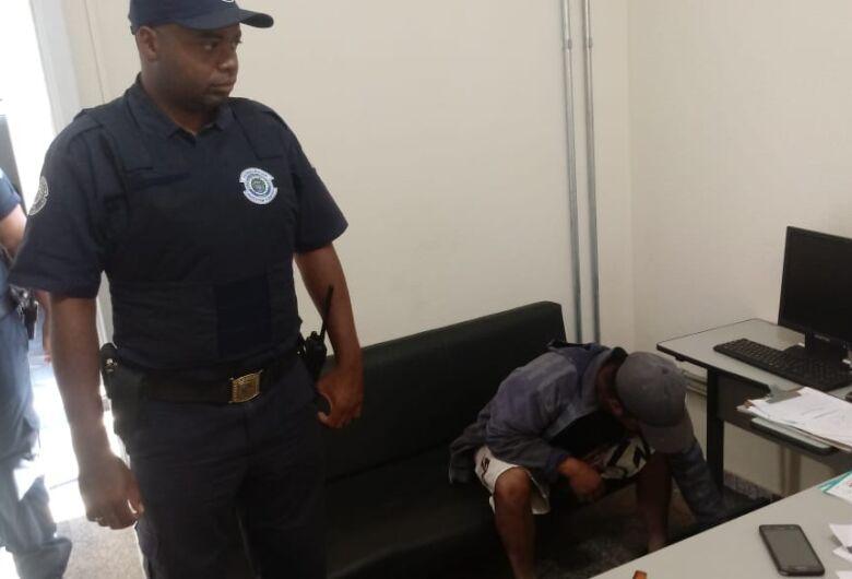 Guarda Municipal identifica autor de vários furtos na ETE em Ibaté