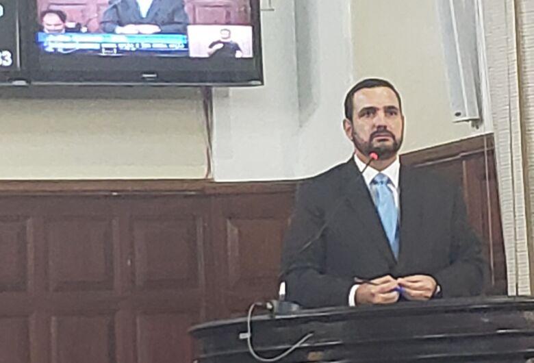 Eleições 2020: Gustavo Pozzi nega conflito em candidatura a prefeito de Júlio Cesar