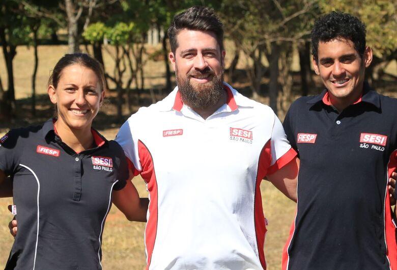 Triatletas do Sesi São Carlos participarão dos Jogos Panamericanos de Lima