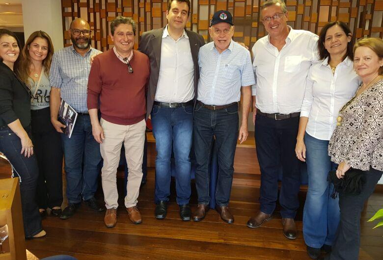 Secretário de Mobilidades Especializadas do MEC visita São Carlos