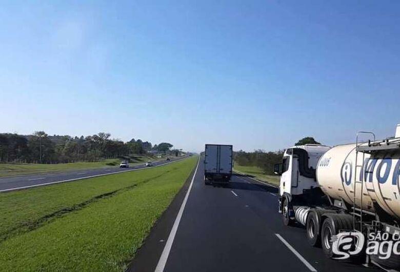 Ipem-SP realiza verificação de radar na Rodovia SP 310 em Rio Claro e Itirapina