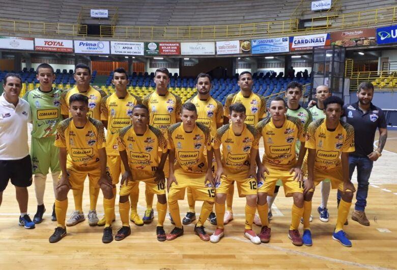 Igor faz três, mas Multi Esporte/La Salle empata com Monte Alto