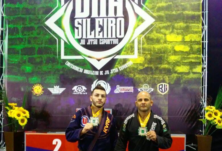 São-carlenses conquistam prata no Brasileiro de Jiu-Jitsu