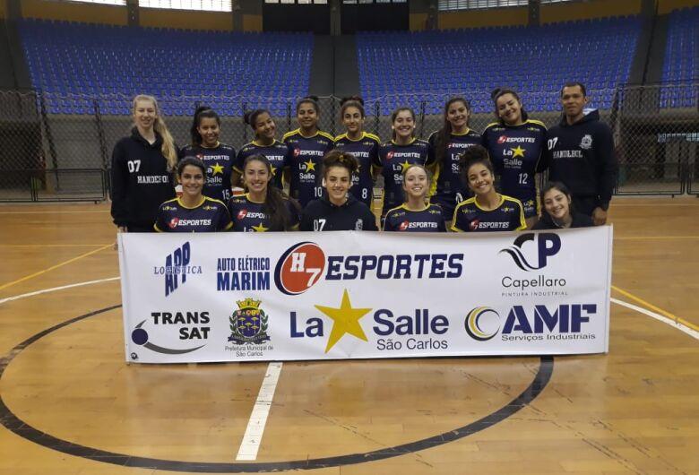 H7 Esportes/La Salle usa 'time alternativo' e perde para Tietê nos Jogos da Juventude