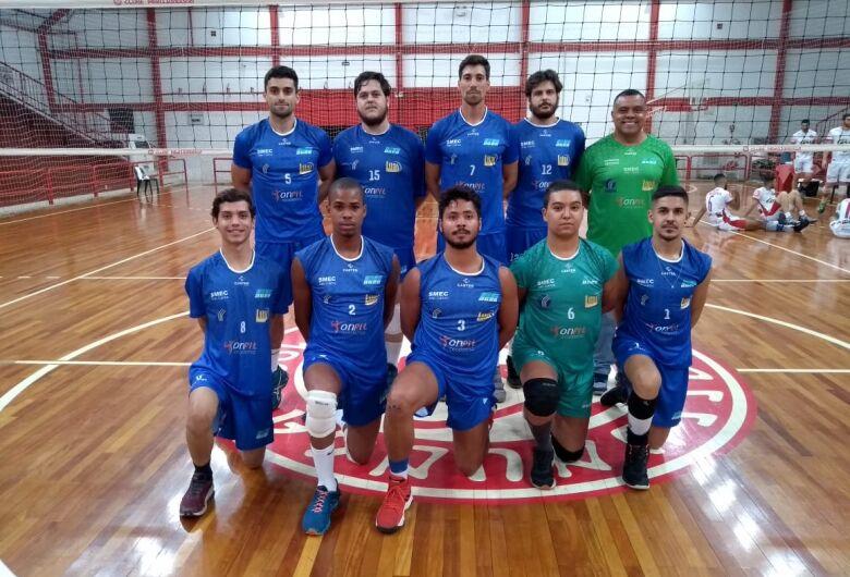 Vôlei masculino de São Carlos sofre nova derrota na APV