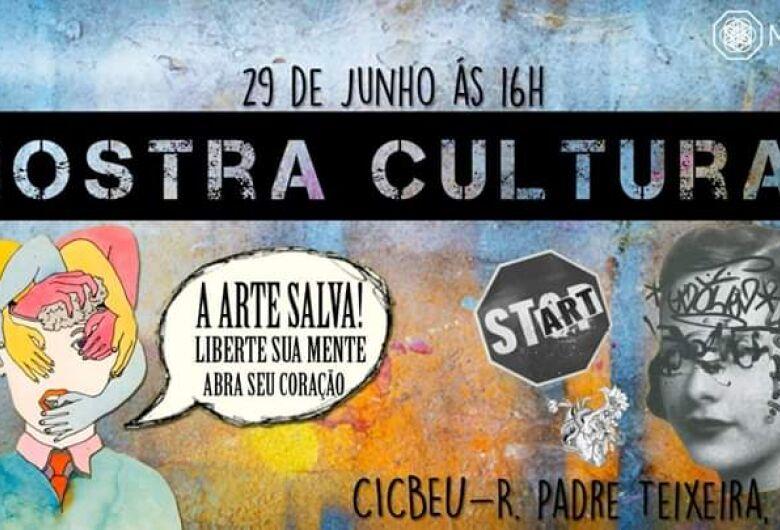 Cicbeu receberá mostra cultural de alunos do Paulino Botelho
