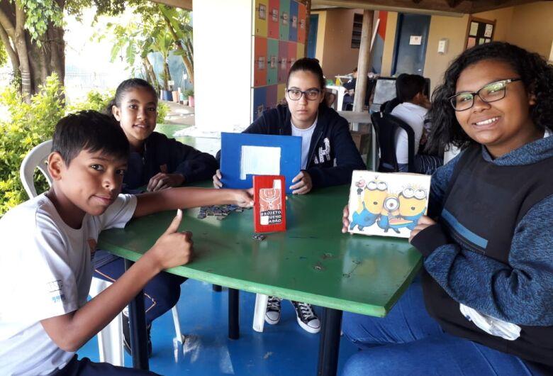 Artistas do Pequeno Cidadão participam de Feira de Ciências, Cultura e Artes