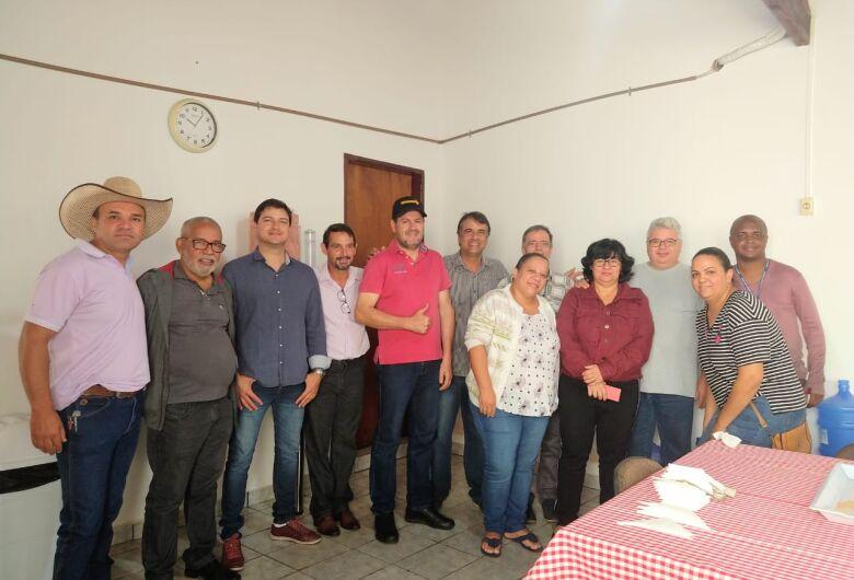 Sertanejos do Bem participa de reunião do Ramal Centro Paulista Caminho da Fé