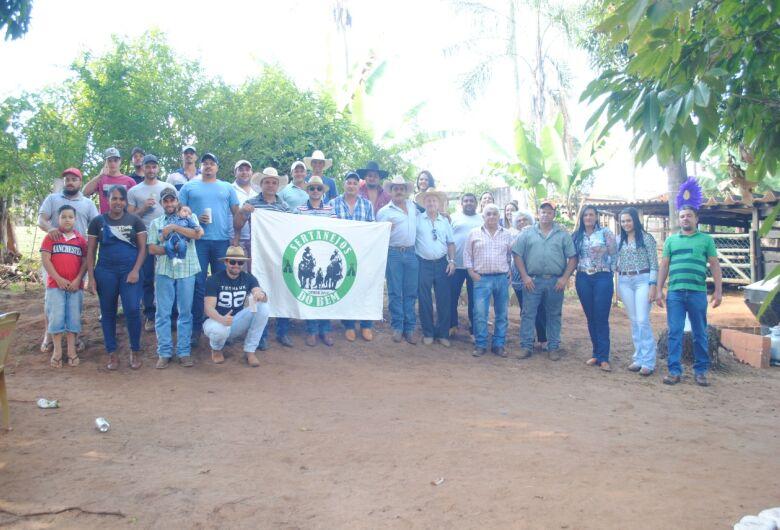 Sertanejos do Bem participarão de cavalgada beneficente em Santa Eudóxia