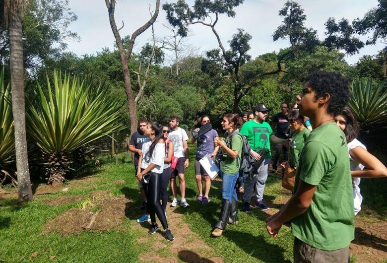 Cerrado da UFSCar e Parque Ecológico recebem a população de São Carlos no período de férias