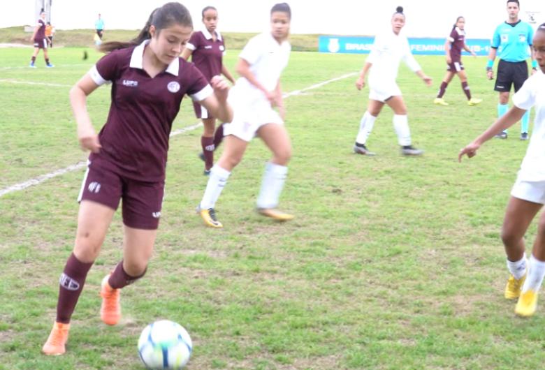 Brasileiro Sub-18 é o início da realização do sonho da são-carlense Laura Pigatin