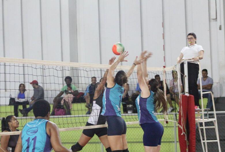 SCC B e Voleibol Clube conquistam belas vitórias na Copa AVS/Smec