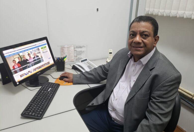 Ditinho assume cargo de vereador como suplente no lugar de João Muller