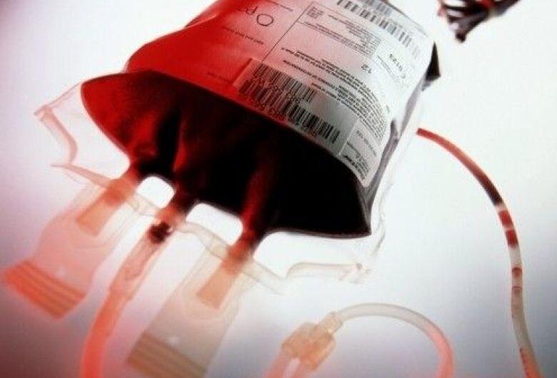 Banco de Sangue da Santa Casa necessita urgente de doadores com tipo sanguíneo O negativo e positivo
