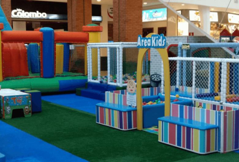 Iguatemi São Carlos recebe Kids Park Aventura no mês de agosto