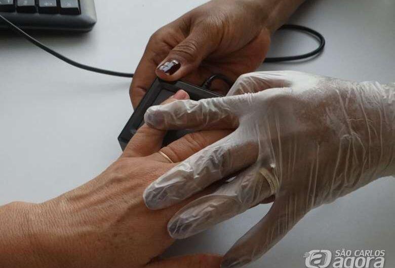 Cartório eleitoral faz novo plantão para cadastramento biométrico