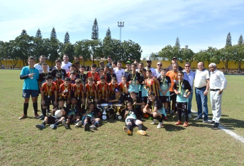Ibaté sedia a 5ª Copa Pan Americana de Futebol