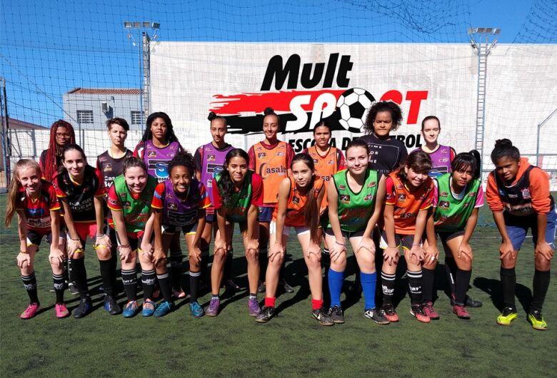 Festival reúne garotas na Mult Sport