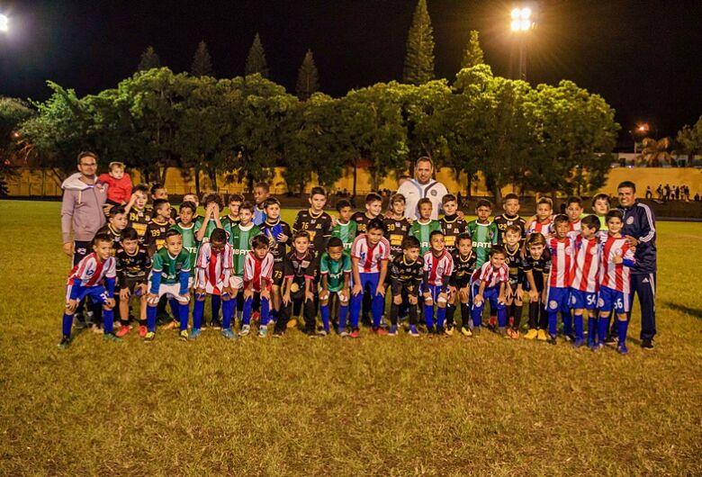 Autoridades participam das finais da 5ª Copa Pan Americana de Futebol de Ibaté
