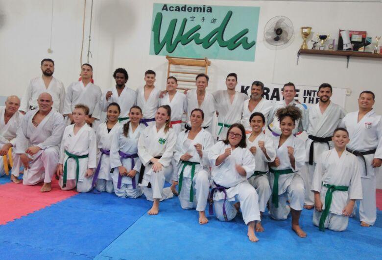 Equipe Wada disputa Brasileiro Zonal com 17 atletas