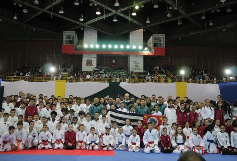 Equipe Wada brilha e conquista 12 medalhas no Brasileiro Zonal