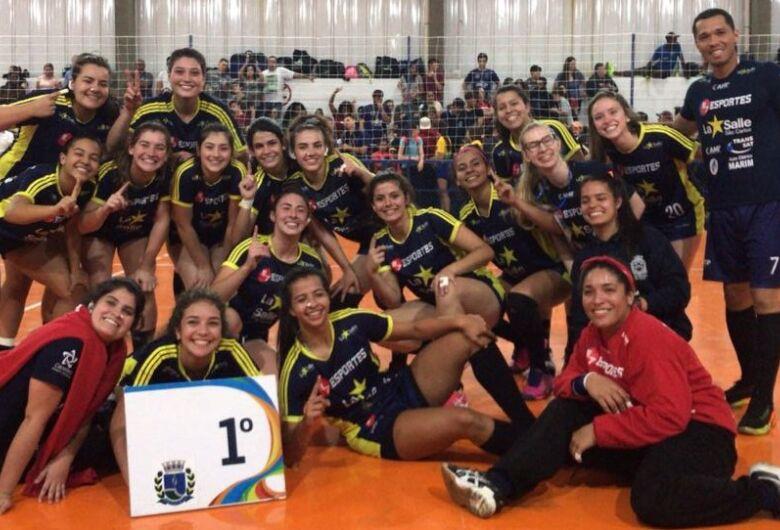 H7 Esportes/La Salle ignora torcida adversária, despacha Botucatu e é bicampeã dos Regionais