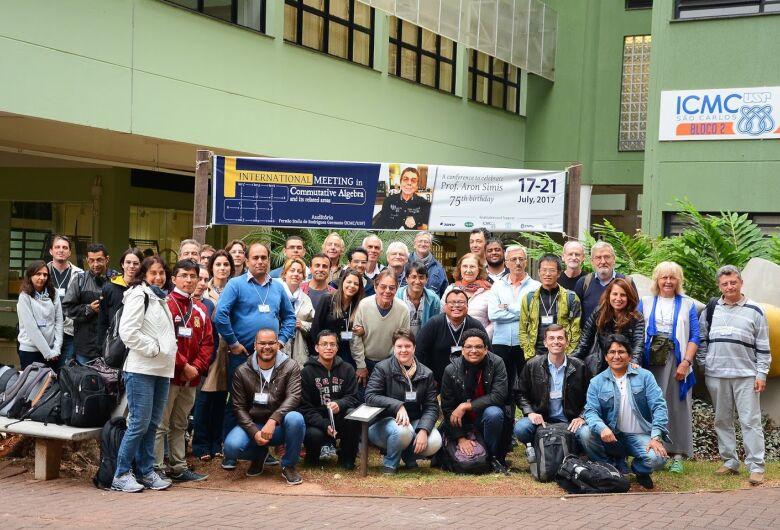 Encontro internacional reunirá pesquisadores e estudiosos da álgebra comutativa em São Carlos