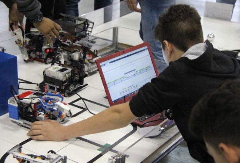 Olimpíada Brasileira de Robótica recebe mais de 200 mil inscrições