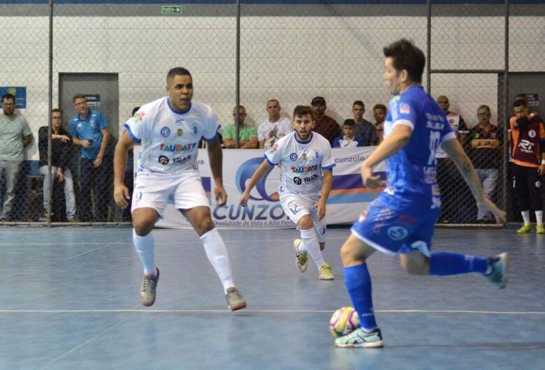São Carlos e Taubaté disputam final da Copa Paulista de Futsal na quarta