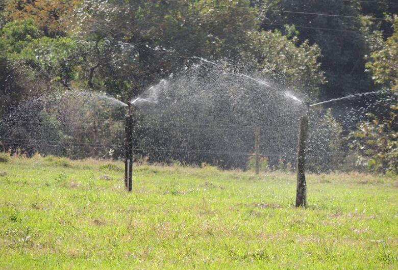 Curso avançado de irrigação de pastagens em São Carlos oferece 12 vagas