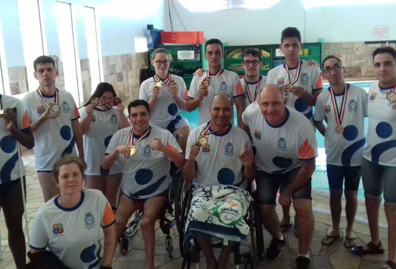 Natação ACD de São Carlos é tetracampeã nos Regionais