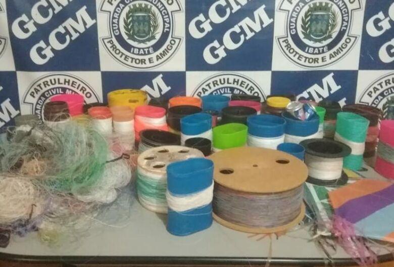 Guarda e Fiscalização Municipal intensificam ações contra uso do cerol em Ibaté