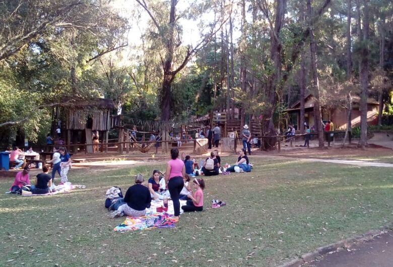 """Parque Ecológico está com inscrições abertas para a """"Quarta com Bicho"""" e """"Passeio Noturno Educativo"""""""