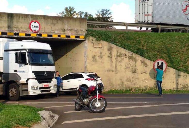 Prefeitura vai construir passarela elevada para pedestres na rua Capitão Luís Brandão