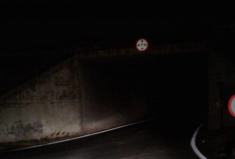 A pedido de Malabim, viadutos de acesso ao Jockey, Delta e Paulistano receberão iluminação