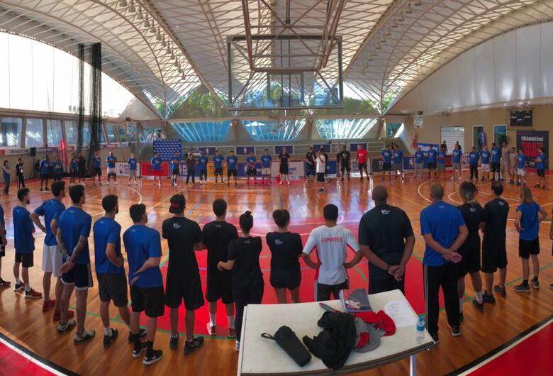 São-carlense participa de capacitação da NBA Basketball School em São Paulo