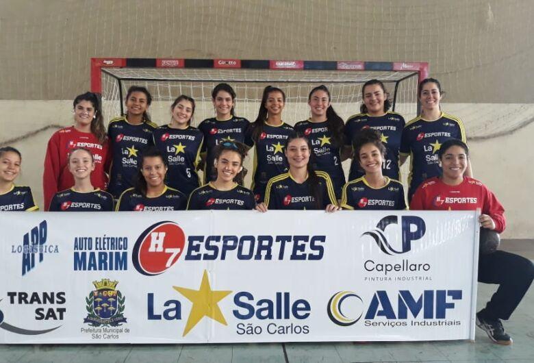 De olho nos Regionais, H7 Esportes/La Salle encara a UFSCar
