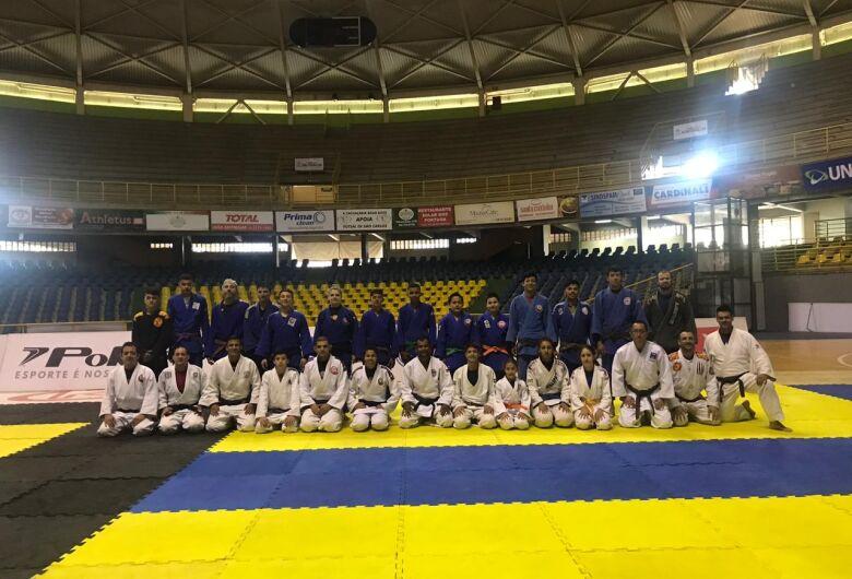 Fábrica de Campeões/Smec realiza segundo Kangueiko em São Carlos