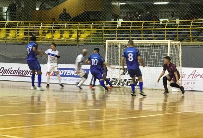 São Carlos é derrotada pelo Minas na Liga Nacional