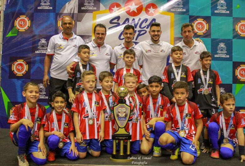 Multi Esporte/La Salle conquista título invicto na Sanca Cup