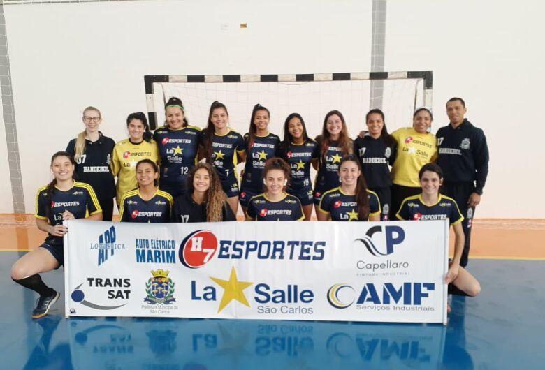 H7 Esportes/La Salle 'aniquila' São Manuel e pega Agudos nos Regionais