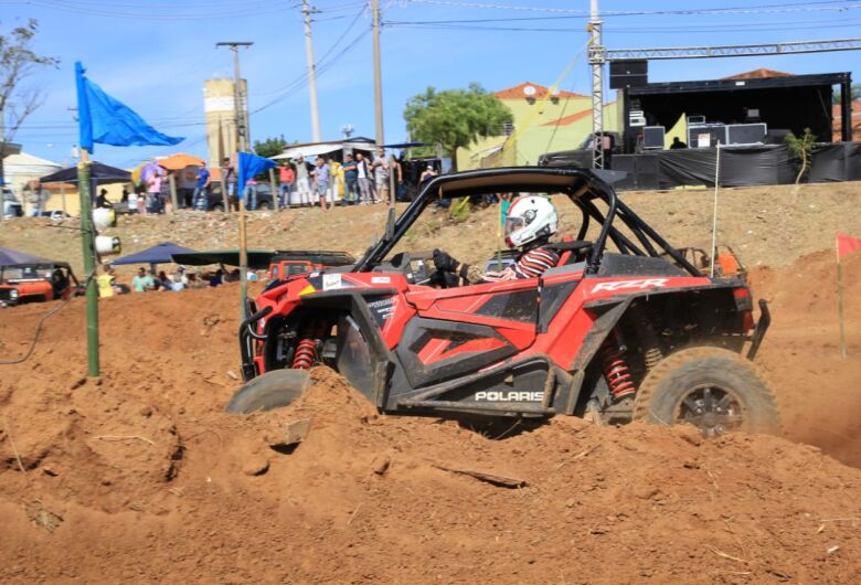 27º Jeep Fest agitou São Carlos nesse fim de semana