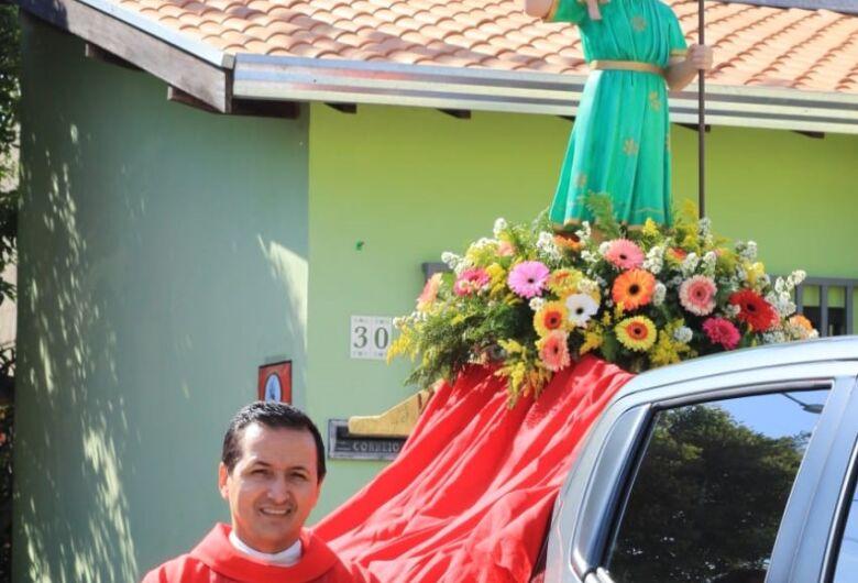 Carreata irá homenagear o padroeiro dos motoristas, São Cristóvão